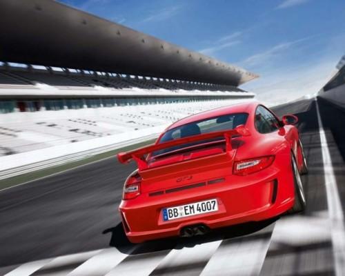 Porsche 911 GT3 dezvelit!4816