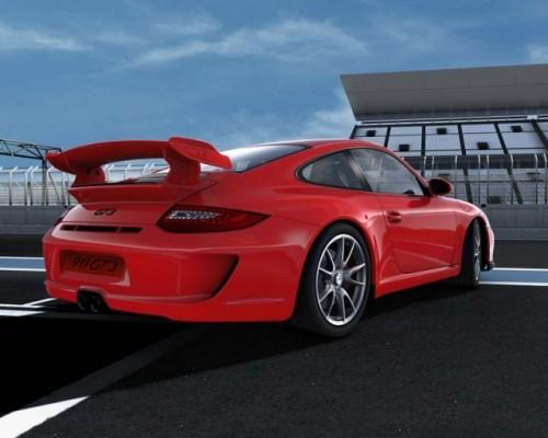 Porsche 911 GT3 dezvelit!4818