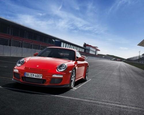 Porsche 911 GT3 dezvelit!4821