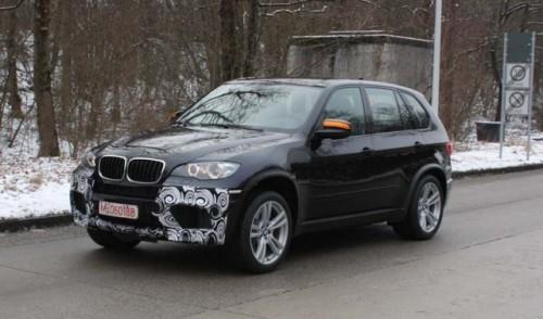 BMW X5 M spionat din nou!4791