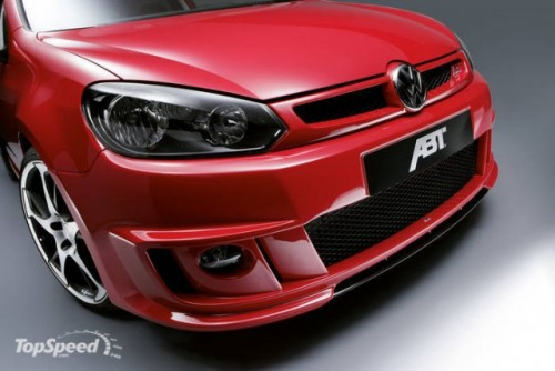 Volkswagen Golf VI tunat de ABT Sportsline4779