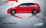 Volkswagen Golf VI tunat de ABT Sportsline4781