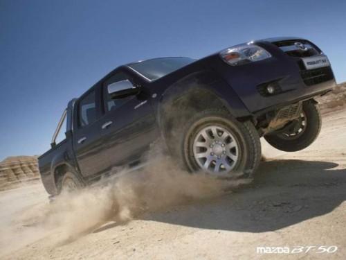 Mazda estimeaza vanzari de 250 unitati pentru modelul BT-50 in 20094757
