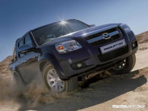 Mazda estimeaza vanzari de 250 unitati pentru modelul BT-50 in 20094764