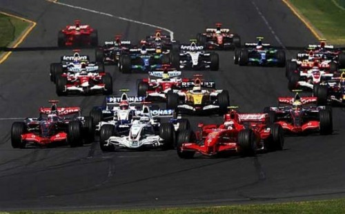 Calendarul Formulei 1 pentru 20094751