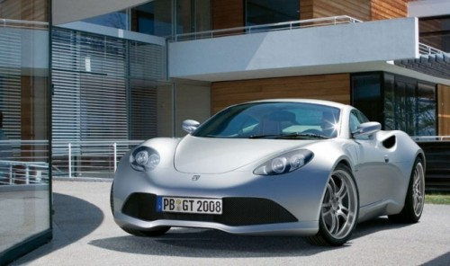 Artega GT Roadster in curand!4716