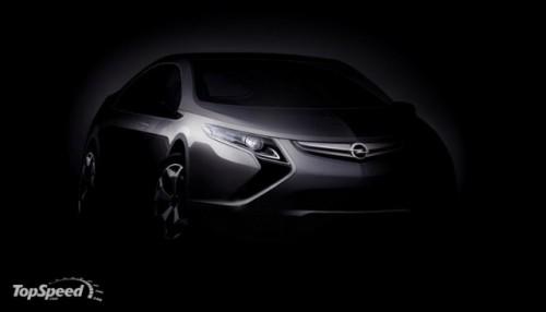 Opel Ampera Electric va debuta la Geneva4708