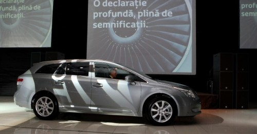 Lansare Noua Toyota Avensis4686