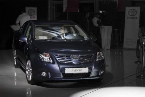 Lansare Noua Toyota Avensis4688