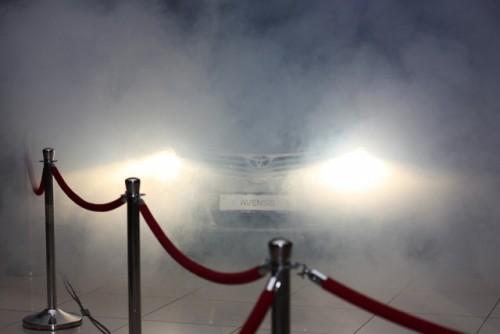 Lansare Noua Toyota Avensis4694