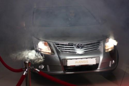 Lansare Noua Toyota Avensis4695