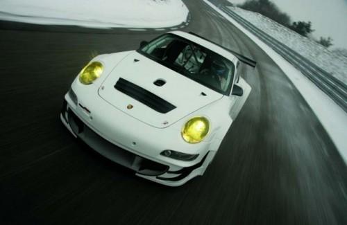 Porsche imbunatateste 911 pentru 2009!4679