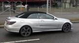 E-Class Cabrio vazut cu soft top!4674