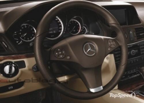 Mercedes E-Class Coupe - primele imagini oficiale4655