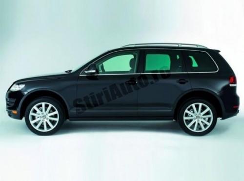 Volkswagen Touareg Lux Limited edition a fost expus la Detroit4605