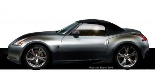 Asa va arata 370Z Roadster ?4579