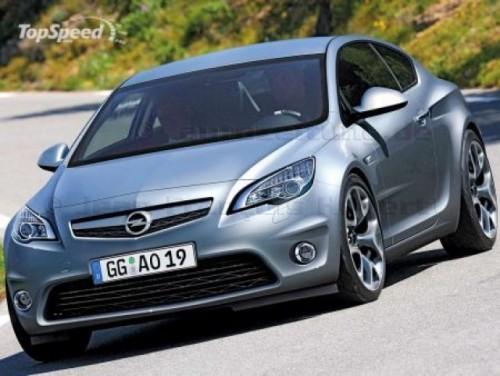 Opel pregateste o noua Calibra?4550