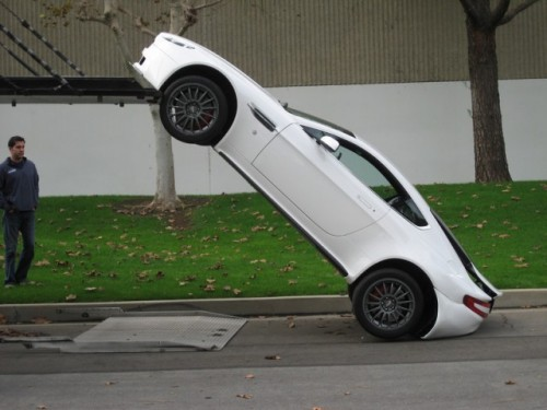 Cum sa nu descarci o masina!4482