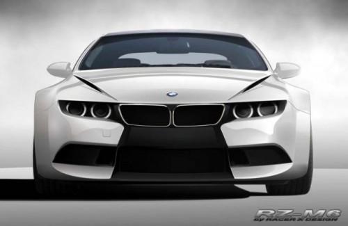 Asa ar trebui sa arate Seria 6 de la BMW!4475