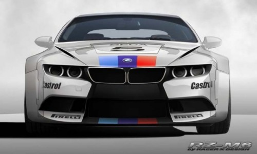 Asa ar trebui sa arate Seria 6 de la BMW!4476