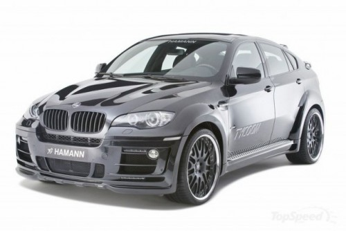 Hamann BMW X6 TYCOON4445