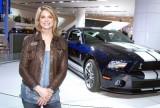 Fetele de la salonul auto de la Detroit!4433