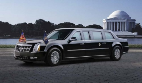 Obama se va plimba cu stil!4407