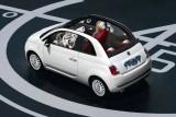 Noi imagini spion cu Fiat 500 Cabrio!4400