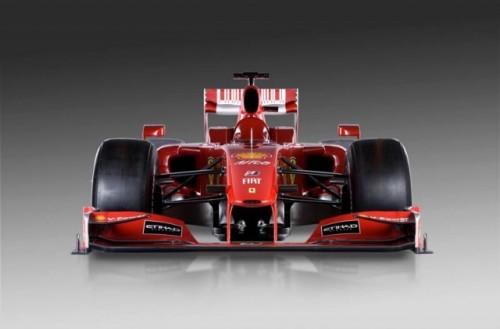 Ferrari isi lanseaza masina pentru noul sezon!4361