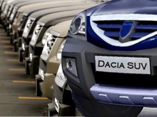 Vanzarile Dacia au crescut cu 11,7% anul trecut4329