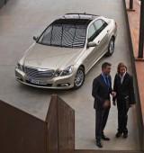 Traditia primeste o modernizare - Mercedes-Benz E-Class!4291