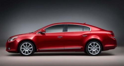 Frumoasa si bestia - Buick LaCrosse4270