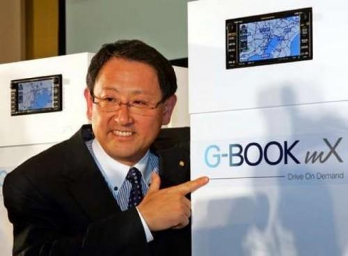 Akio Toyoda si Toyota - CONFIRMAT!4264