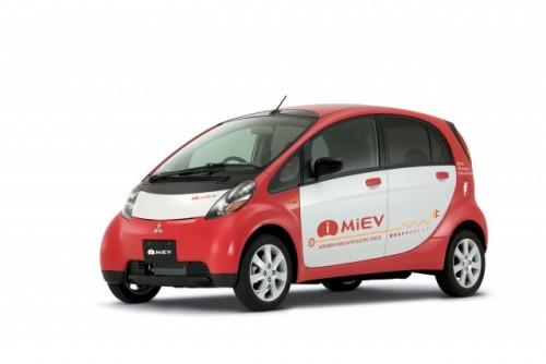 Mitsubishi va furniza masini electrice pentru Peugeot si Citroen4209