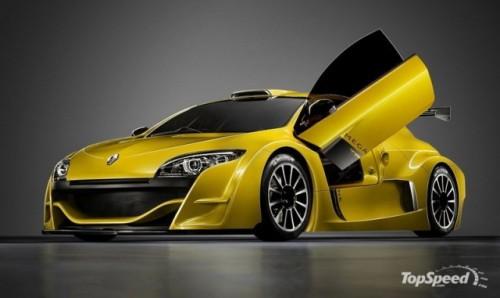 Renault Megane RS vine la Geneva4195