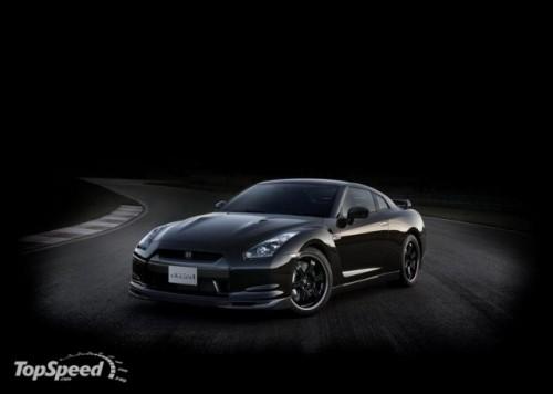2010 Nissan GT-R SpecV4190
