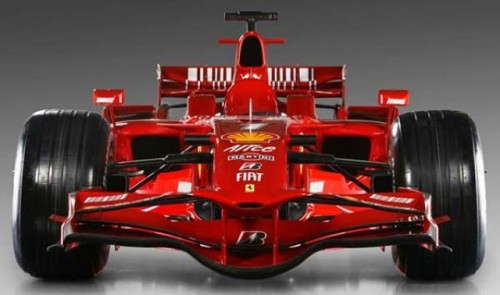 Ferrari isi va lansa monopostul pentru sezonul 2009 saptamana viitoare!4171