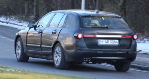 BMW Seria 5 Touring vazut pe strada!4147