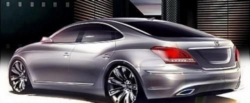 Ingeniozitate coreeana - Hyundai Equus4145