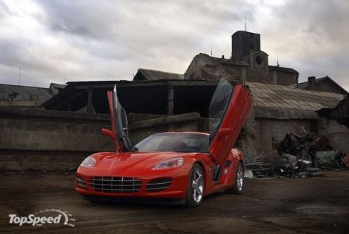 Innotech Corvette C64139
