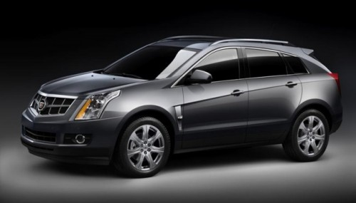 Un mastodont gentil - Cadillac Srx4127