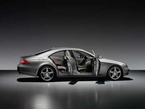 Eleganta nemteasca - Mercedes-Benz CLS Grand Edition!4118