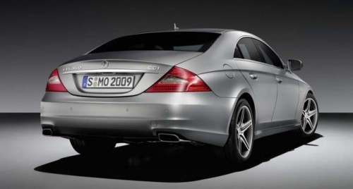 Eleganta nemteasca - Mercedes-Benz CLS Grand Edition!4122