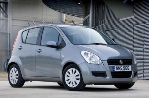 Ecologic si cochet - Suzuki Splash4110