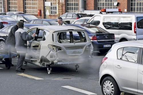 Noul Vauxhall Meriva e un real succes!4089