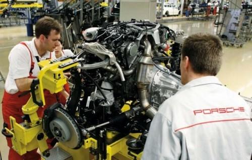 Cayenne Diesel a intrat in productie!4049