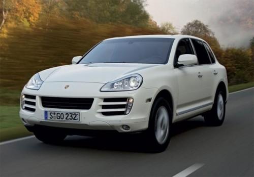 Cayenne Diesel a intrat in productie!4050