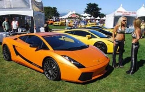 Lamborghini o duce bine!4035