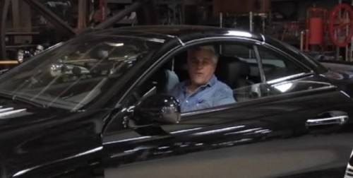 Cea mai noua masina a lui Jay Leno!4027