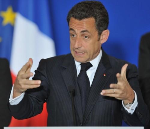 Sarkozy promite ajutor industriei auto din Franta!4013